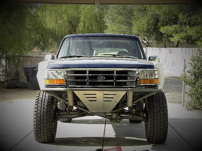 Ford Bronco & F-150 Extended TTB's | Threat Motorsports