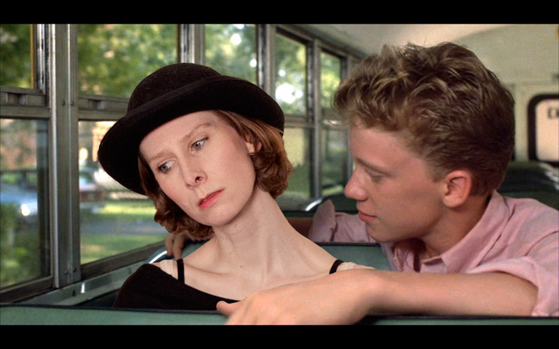 I'm Not Molly Ringwald - Cut and Paste Bus Ride