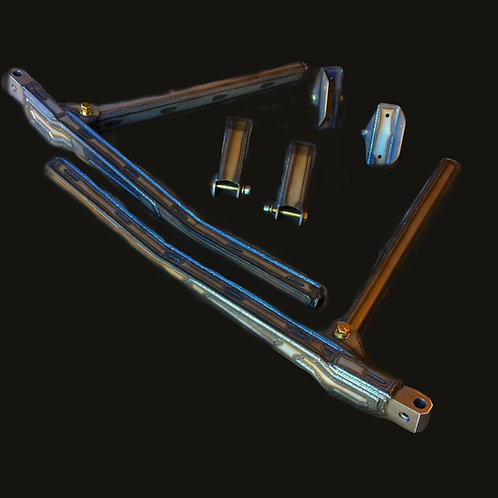 Ford F-100 King Pin Beam Kit w/Steering Swingers