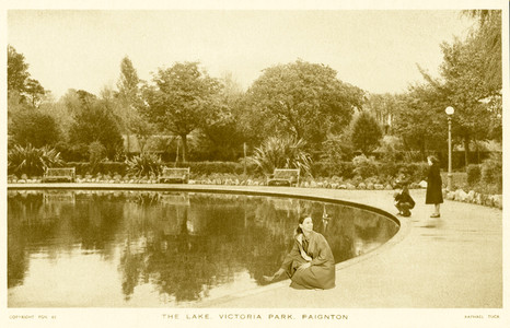 Armchair Traveller - Paignton