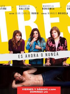 TR3S - Teatro Nacional