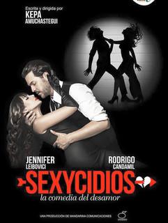 SEXYCIDIOS - Casa E