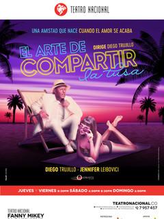 EL ARTE DE COMPARTIR LA TUSA - Teatro Nacional
