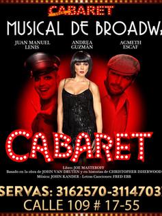 CABARET EL MUSICAL - Cabaret Bar