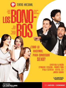 LOS-BONOBOS - Teatro Nacional