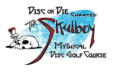 The Skulboy Mythical Disc Golf Course