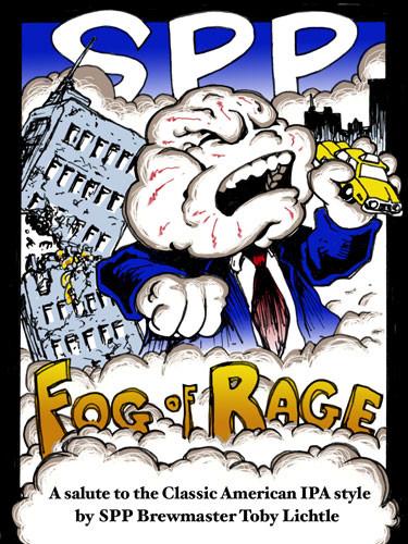 Fog Of Rage