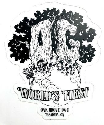 World's First