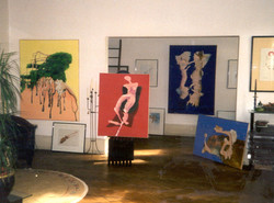 Mattar Atelier Ausstellung Bilder