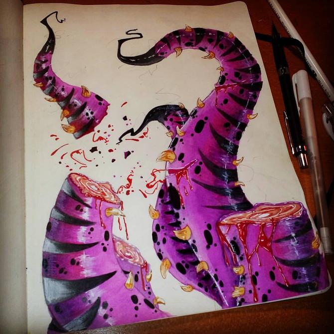 MOLESKINE ART