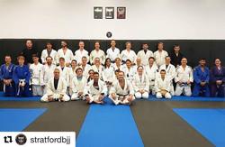 Our affiliate/family Stratford BJJ