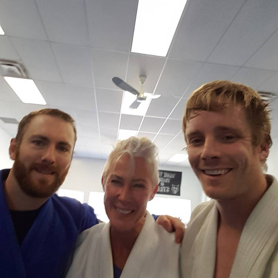 Three Counterparts of HuronBJJ