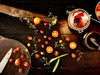 5 Ways to preserve those summer flavours..