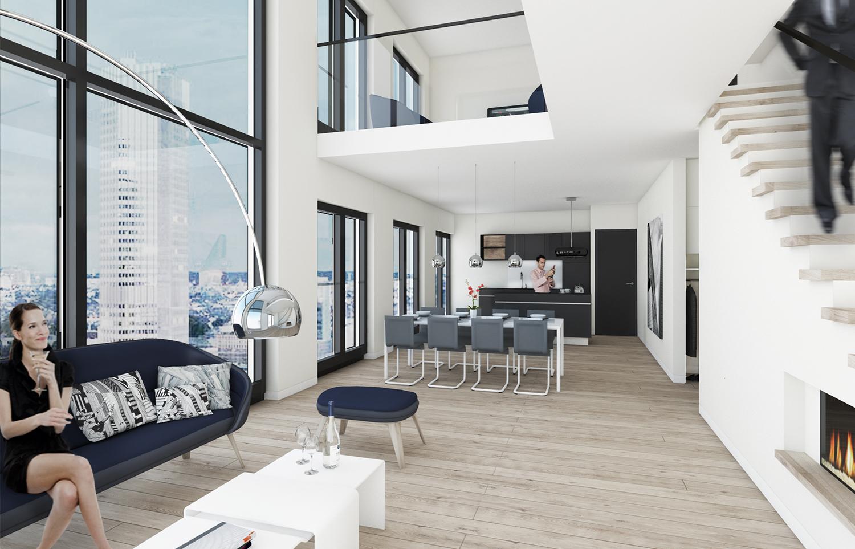 Taunus Tower Residential