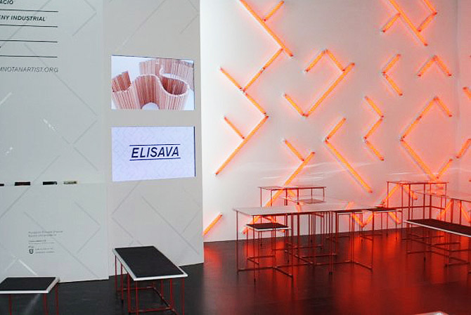 Stand Elisava