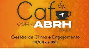 CAFÉ COM A ABRH