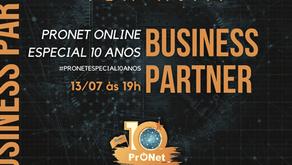 PRONET ONLINE - Business Partner