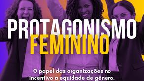 PROTAGONISMO FEMININO - CAFÉ COM A ABRH ITAJAÍ