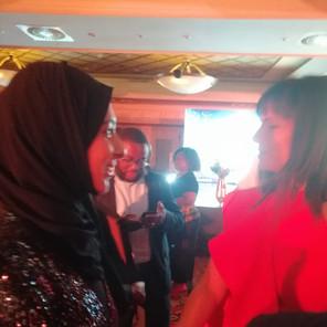 Sofia Saib Leanne Manas Boon Africa