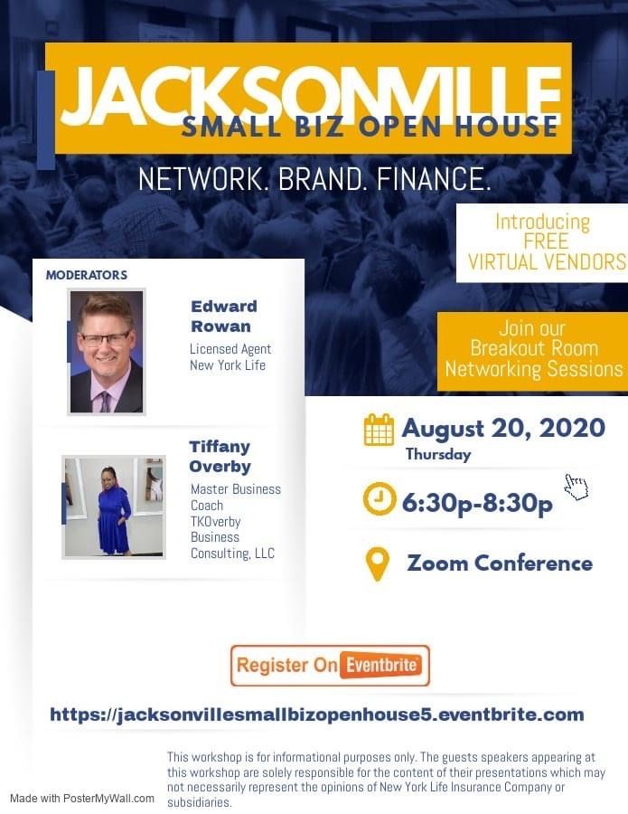 TKO Co-hosts Jacksonville Small Biz Open House
