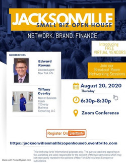 TKO Co-hosts Jacksonville Small Biz Open House