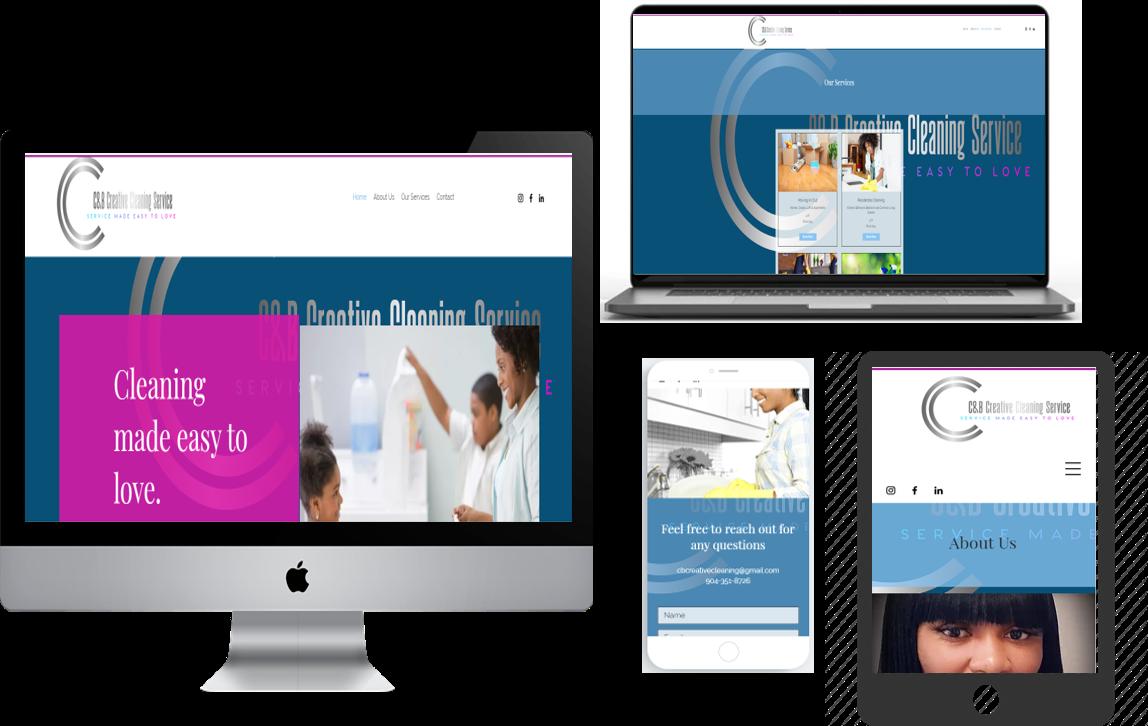 Web Design- Premium Package