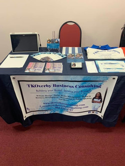 TKO at the Business Talking Library