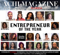 TKO Nominated by ACHI Magazine