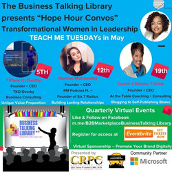 TKO at Business Talking Library
