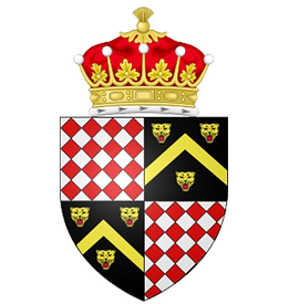 The Fitzgerald coat of arms