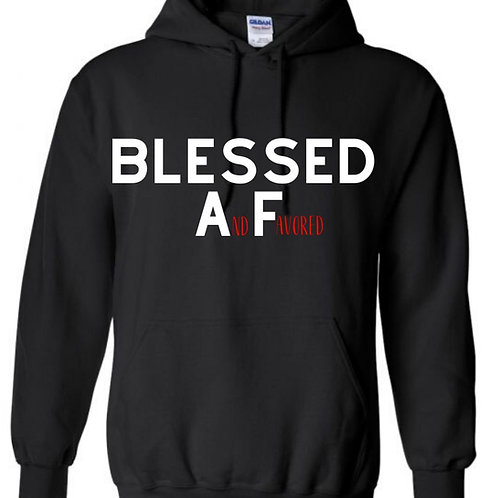 Blessed and Favored Hoodie