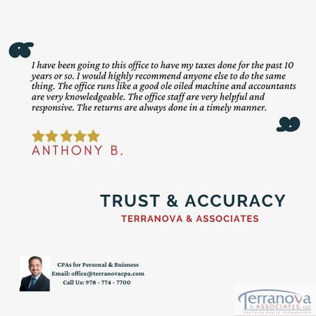 Trust & Accuracy