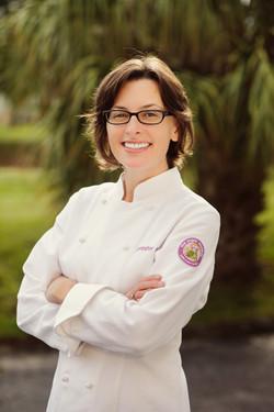 Chef Jennifer Reed