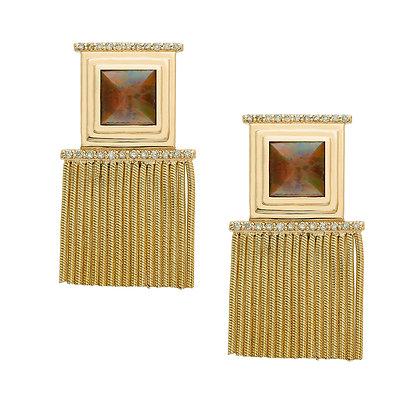 Corto Fringe Earrings