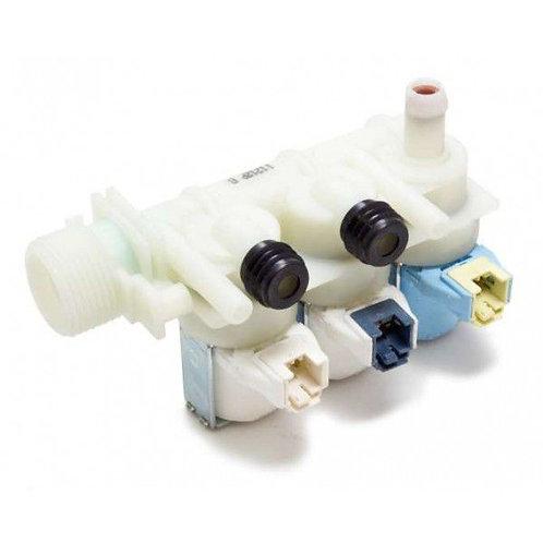Электромагнитный клапан подачи воды стиральной машины  Indesit Ariston