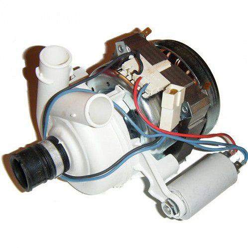 Мотор (двигатель) циркуляционный для посудомоечной машины Индезит Аристон