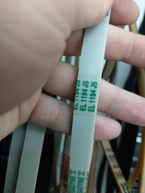 ремень стиральной машины 1194 j5