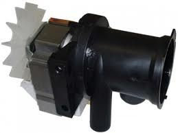 Насос для сма, стиральной машины Ariston  PLASET 90W на 3 винтах клеммы вместе