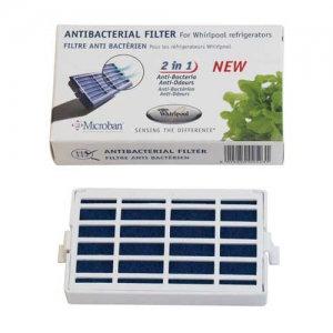 Антибактериальный фильтр для холодильника Whirlpool (Вирпул) 481248048172