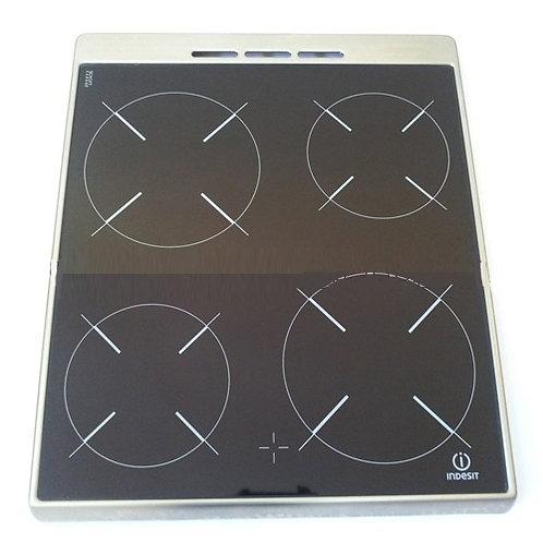 Стеклокерамическая поверхность для плит  INDESIT - ARISTON  арт. C00118042, 1180