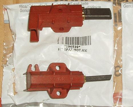 Щетки двигателя (2 шт) для стиральной машины Ariston, Индезит
