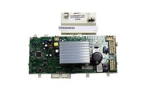 Электронный модуль управления Стиральной Машины Ariston-Indesit C00254533