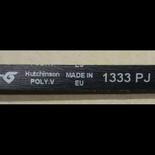Ремень 1333 J4, Bosch Siemens Miele 118926 HUTCHINSON