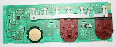 Модуль индикации с кнопками стиральной машины Indesit, Ariston Hotpoint-Ariston,