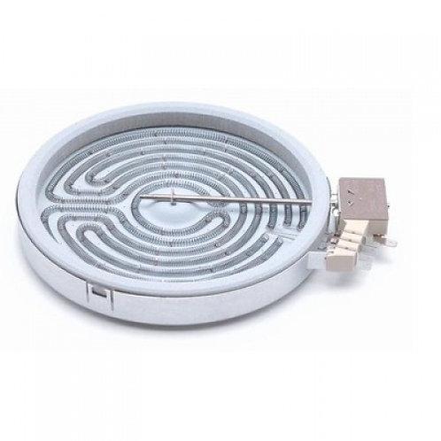 Конфорка 1700W D200 d180 (спираль) для стеклокерамической плиты