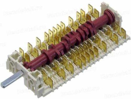 Переключатель 8 позиц. для духовки Bosch Siemens 416615