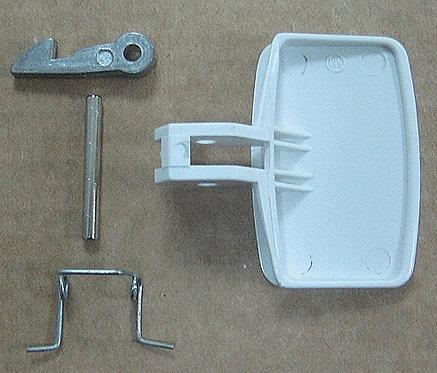 Ручка люка стиральной машины Indesit, Hotpoint-Ariston