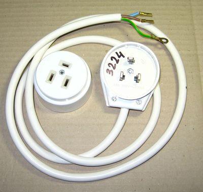 Шнур сетевой в сборе (32А) для электрических плит