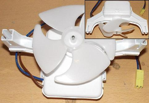 4566130100 Мотор-вентилятор в сборе  Беко