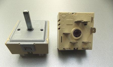Переключатель (регулятор) мощности конфорок стеклокерамических плит 50.57021.010